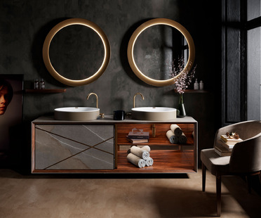 Seventyonepercent: new high-tech ceramic bathroom concepts