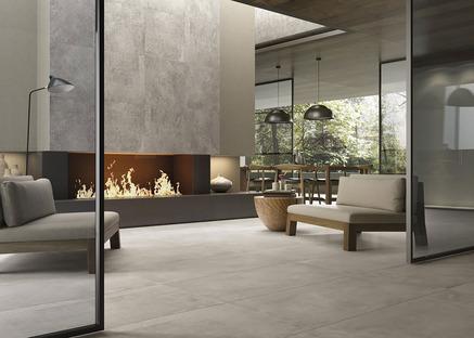 Urban by Porcelaingres: versatile, textured surfaces for contemporary spaces