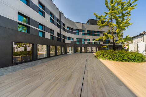 Granitech ventilated walls: the benefits of thermal equilibrium