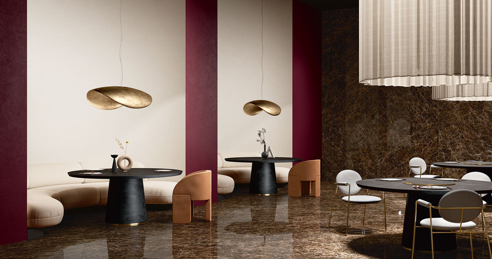 Marmi Maximum: beauty and flexibility for unique customised design