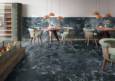 FMG Maxfine H270: new ceramic slab sizes and the utmost flexibility