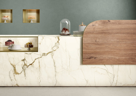 SapienStone kitchen countertops: resistent, practical surfaces for customised spaces