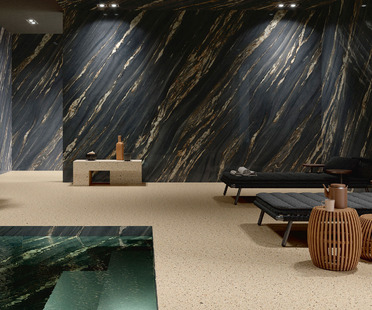 New Ultra Ariostea marbles for rooms with a personal, sophisticated style