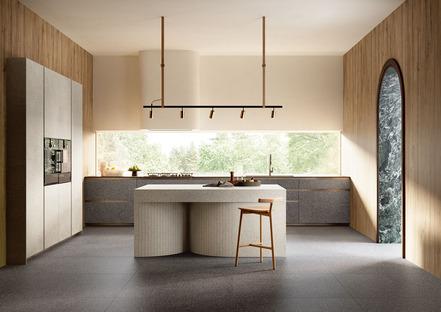 Il Veneziano: new kitchen surfaces from Sapienstone