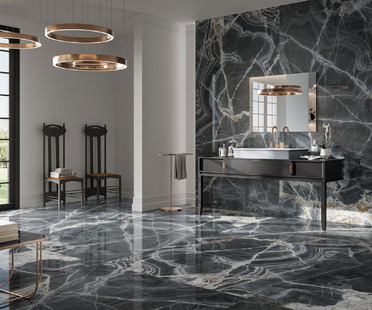 New FMG Maxfine marble-effect surfaces for interior design in 2022