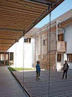 junger_beer Architektur, Wohnhof