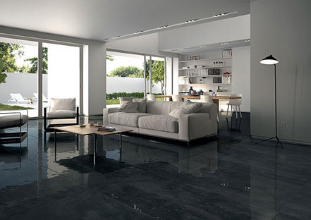 Room featuring Class Ebony Extreme, GranitiFiandre