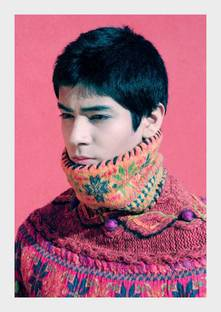 A warm sweater. Courtesy of Cesar Valdivieso