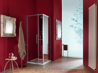 Samo, Vis shower stall