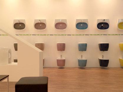 Disegno Ceramica, Weg bathroom fixtures