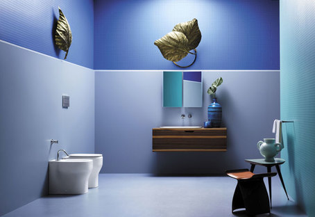 Azzurra, Glaze bathroom fixtures
