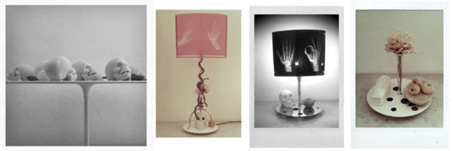 "Andrea Branzi, ""Still lifes"", Galleria Clio Calvi & Rudi Volpi, 2011"