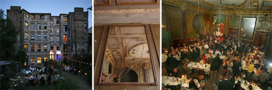 Clärchens Ballhaus, Berlin, dance hall and restaurant