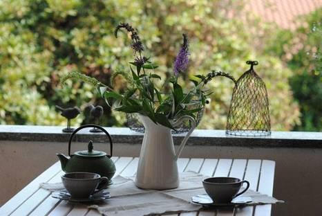 Terrace. Courtesy of Cristina Rebeccani Corretti