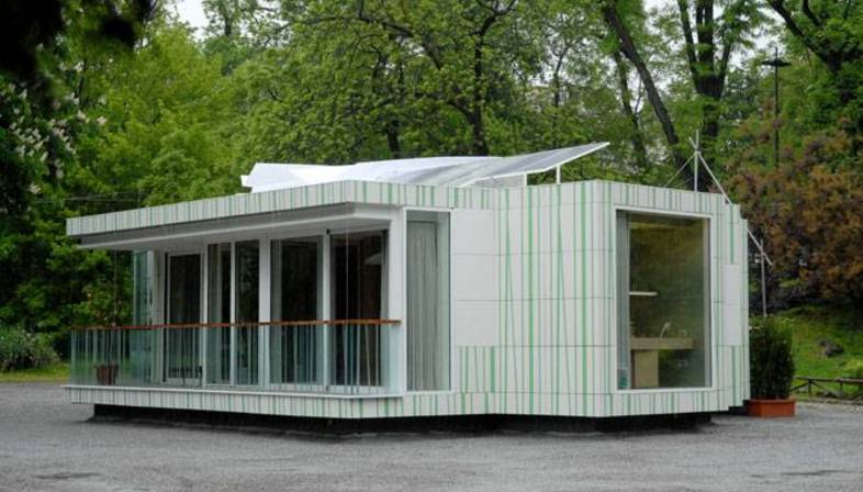 The ventilated façade: freedom of design and energy conservation