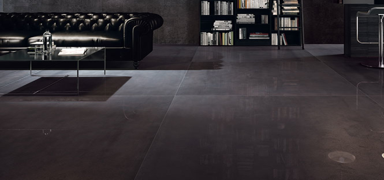 Customise Spaces With Large Ceramic Tiles Floornature