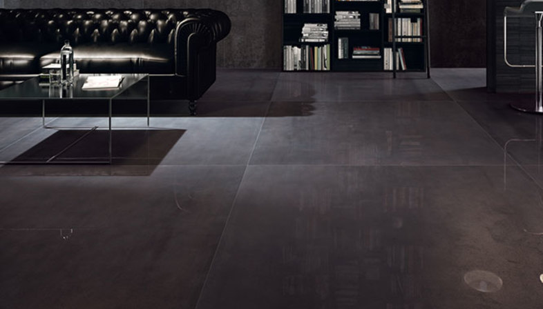 Customise spaces with large ceramic tiles | Floornature