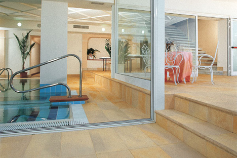 The power and natural beauty of high-tech natural stone