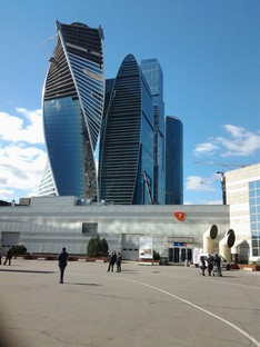 MosBuild 2014 ceramics and design show in Moscow