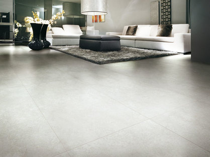 Active ceramic antibacterial porcelain floor and wall tiles
