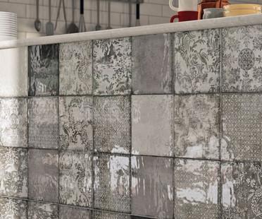 Majolica tiles: tradition and style. IRIS Italian Design