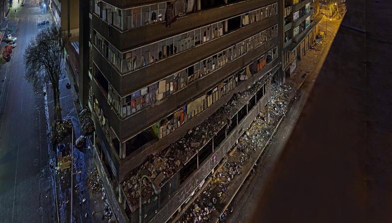Leon Krige. Jozi - A City in transformation