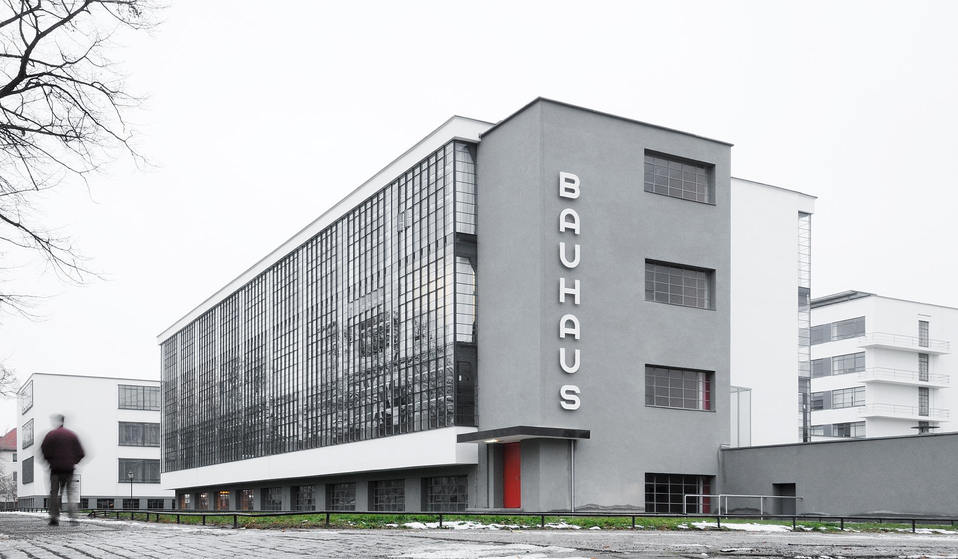 Bauhaus Dessau.