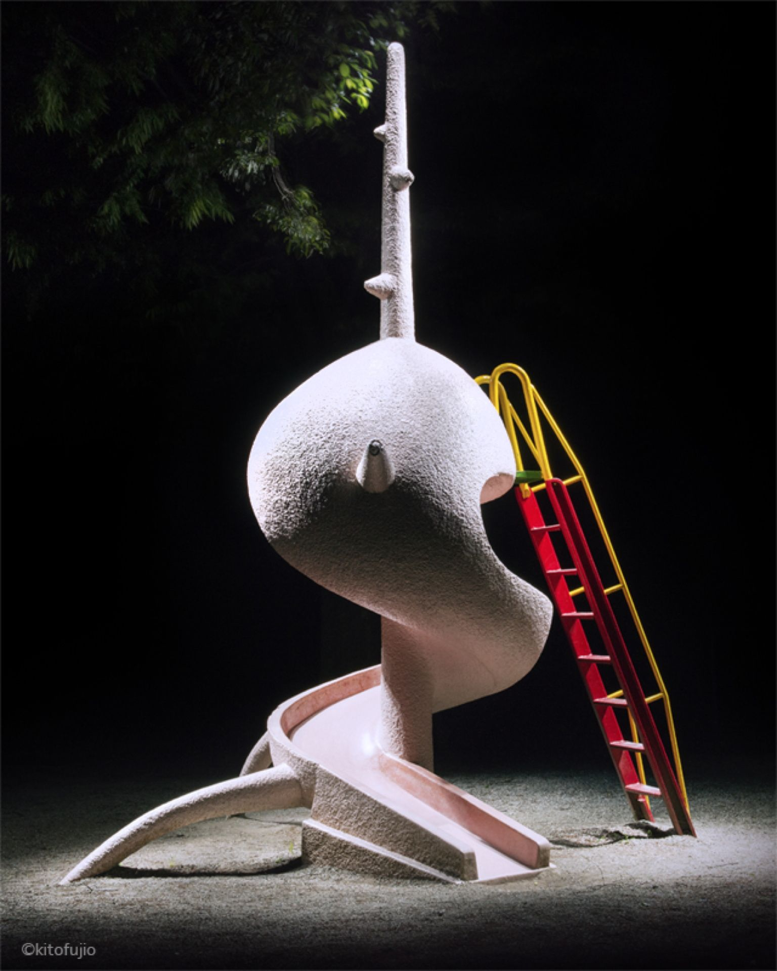 Kito Fujito - Playground Equipment