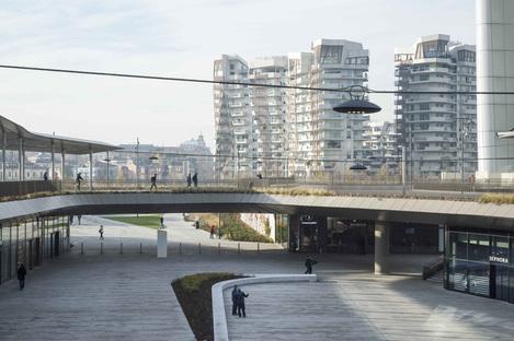 Samuel Holzner. City Life Milano