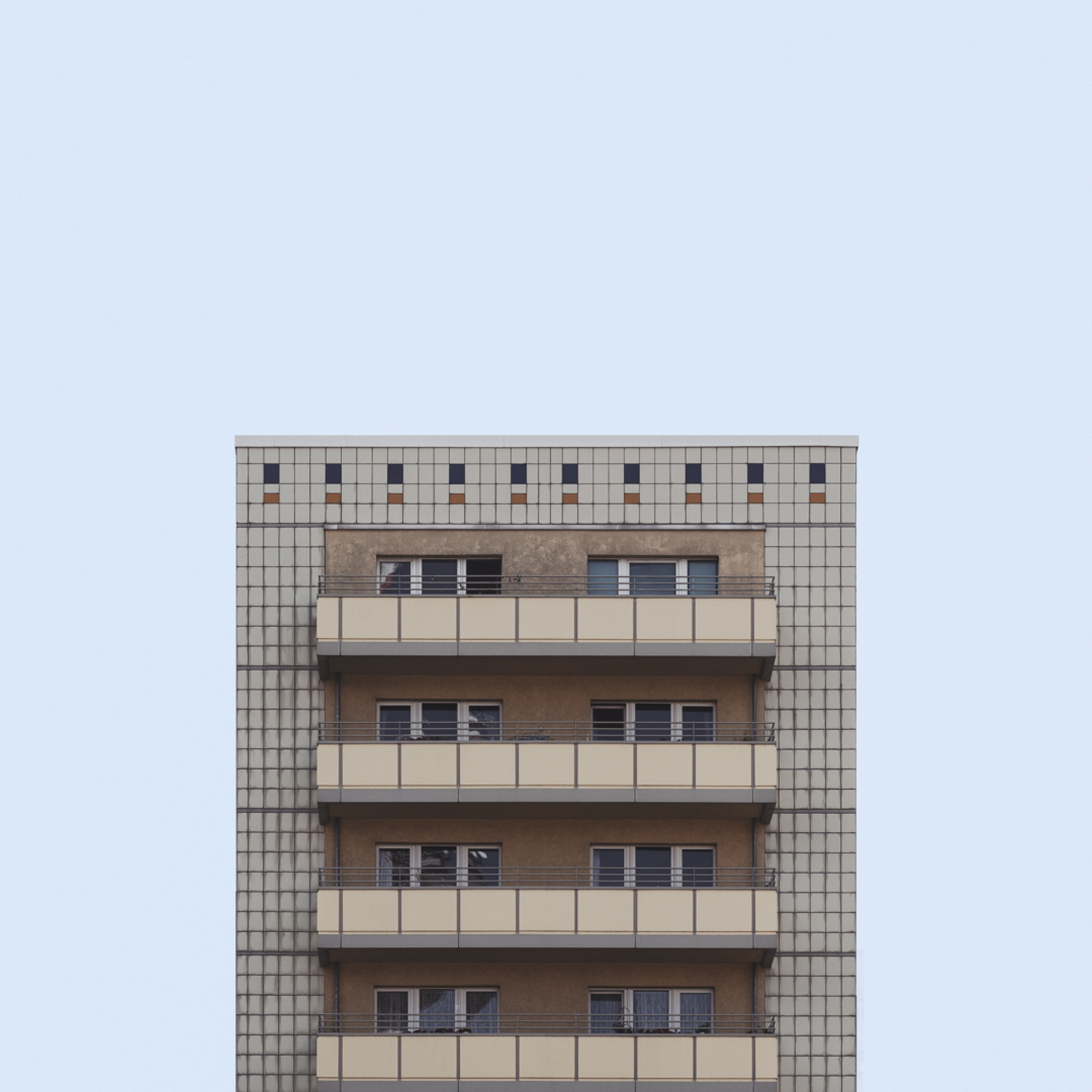 Stacked: post-war Berlin and the formal eye of Malte Brandenburg