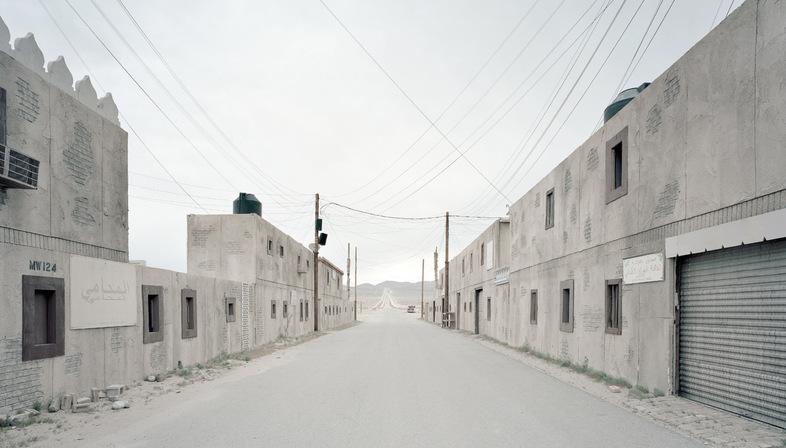 Gregor Sailer and the Potemkin Villages<br />