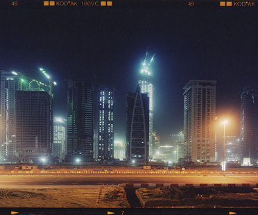 Dubai under construction