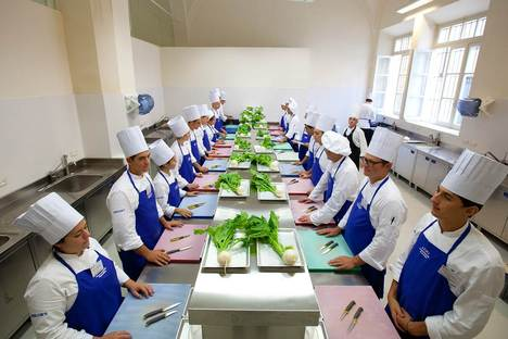 Alma-International School of Italian Cuisine: the secret to its success (part I)