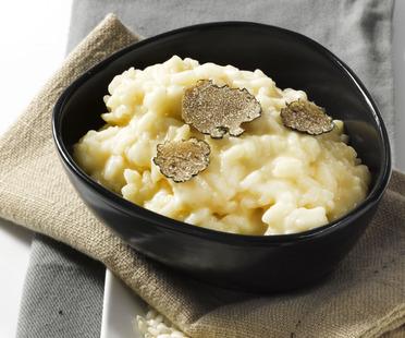Recipe: Truffle risotto