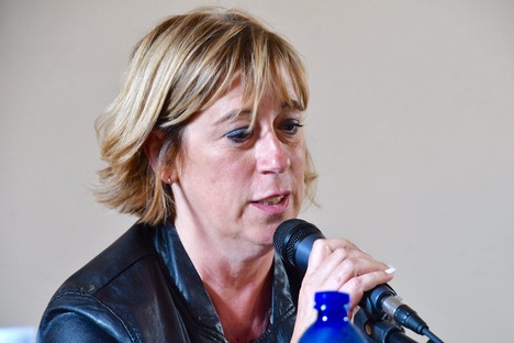 La giornalista Rossella Canadè, tra penne all'arrabbiata e inchieste sulla mafia