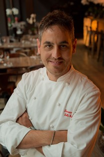 Domenico Della Salandra, the slow-dining chef