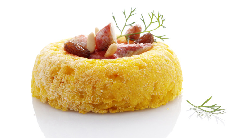 What do you need to make a special Arancina di riso?