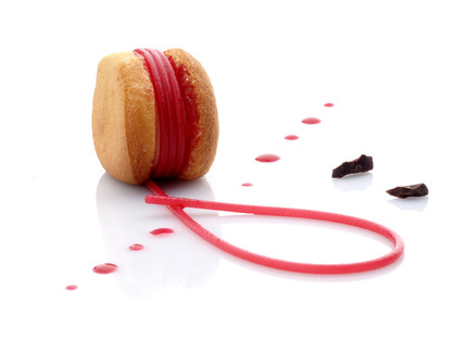 What you need for Zuppa Inglese Yo-Yos