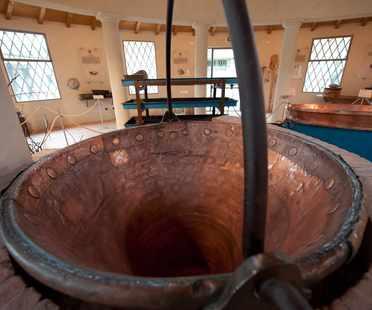Museo del Parmigiano Reggiano: il processo produttivo del formaggio