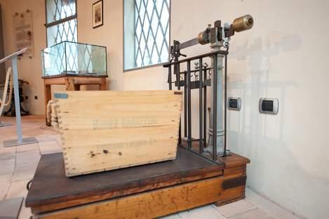 Museo del Parmigiano Reggiano: San Lucio, protettore di casari e formaggiai