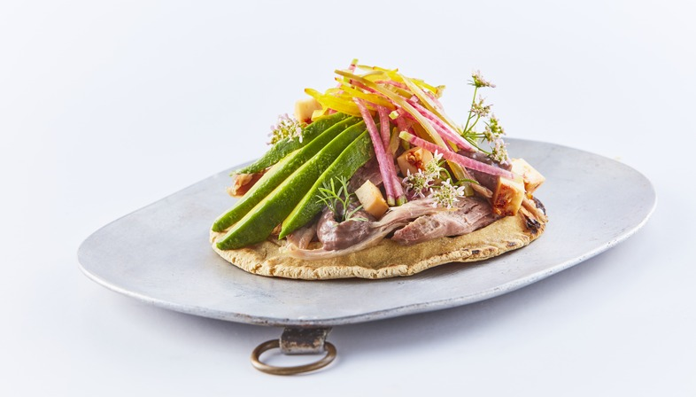 "Mexican Food Experience: from ""infladita de pollo"" to ""taco de asada"""