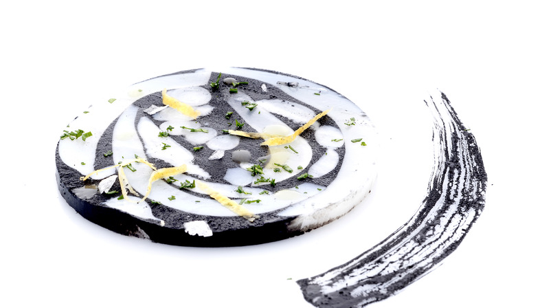 How to make Mosaic of Cuttlefish in Ink