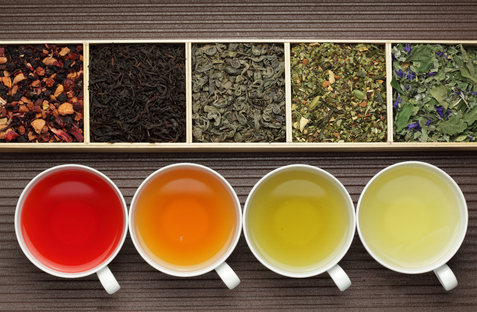 A voyage through the world of tea: how to make, serve and store tea