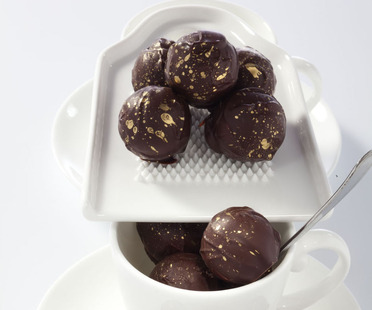 Parmigiano Reggiano... Chocolates