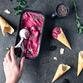 <strong>Vegan blackberry sorbet &ndash; recipe by Freiknuspern</strong><br />