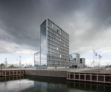 Low impact building – Offices in Aarhus by C.F. Møller