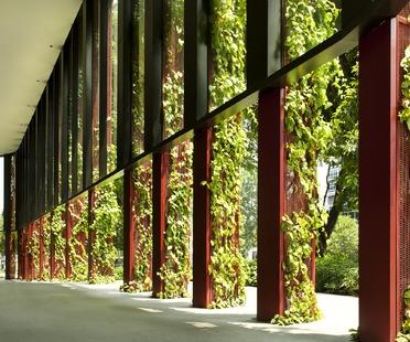 OASIA HOTEL A green skyscraper in Singapore – WOHA Architects