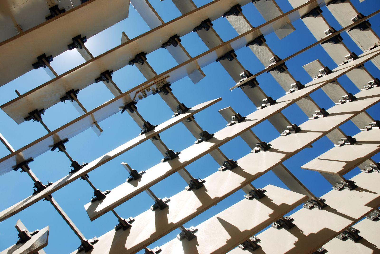 Pavilion Made Of Fibrec Sda Glass Fibrereinforced Concrete