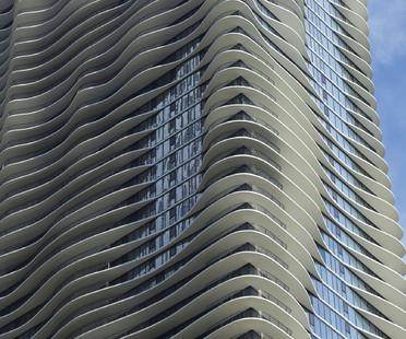 Studio Gang's Aqua Tower in Chicago