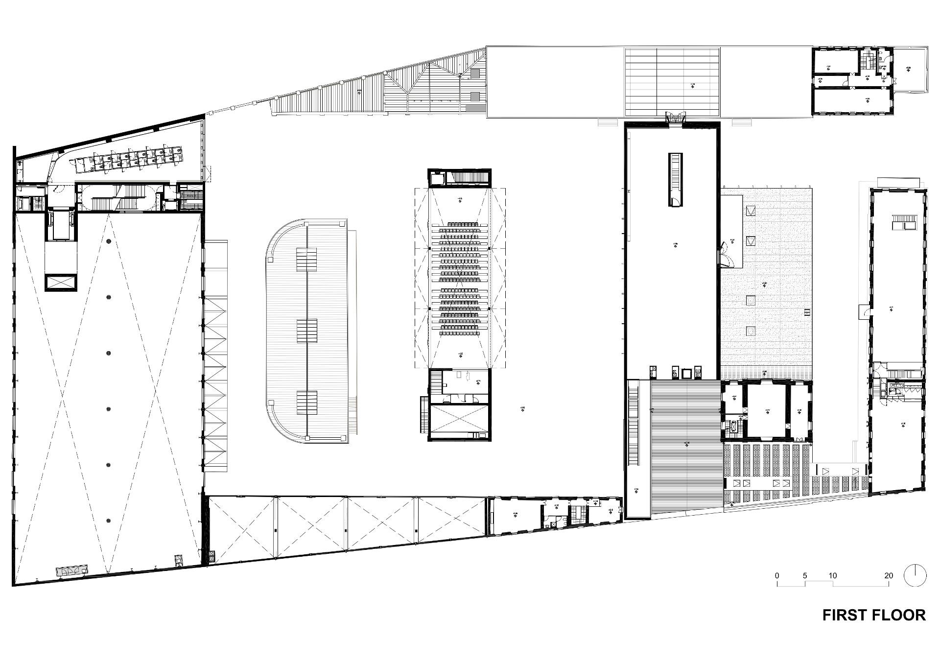 Master Plan For Fondazione Prada In Milan By Oma Rem
